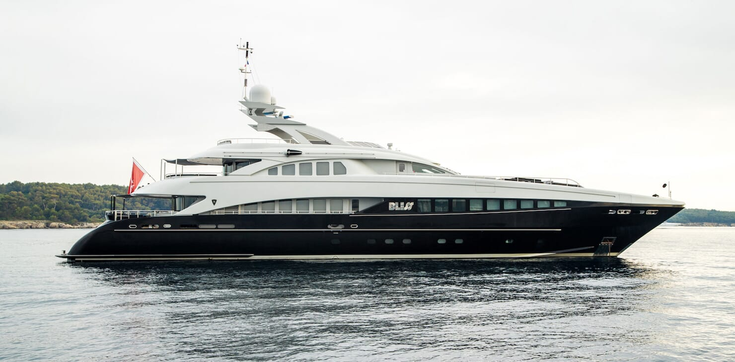 Motor Yacht BLISS profile