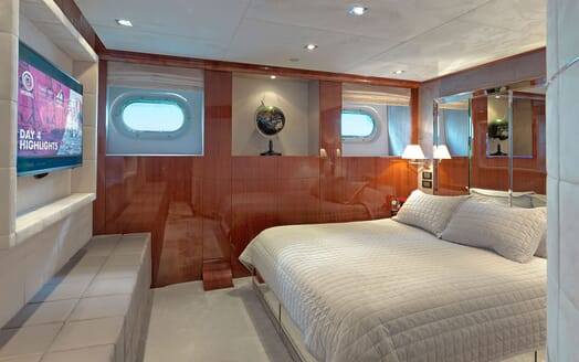 Motor Yacht BLISS Guest Stateroom 2
