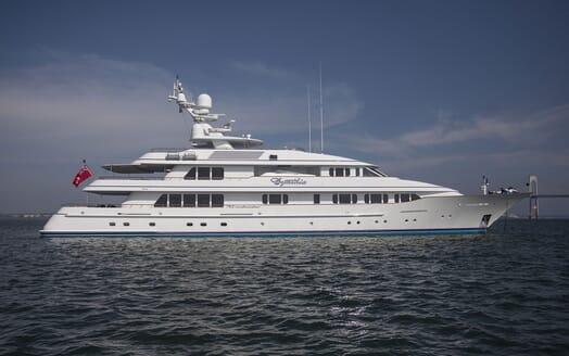 Motor Yacht CYNTHIA Profile