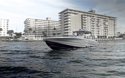 Motor Yachts INVISION Tender