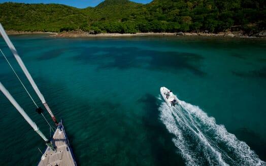 Sailing Yacht ANANDA Exterior Tender