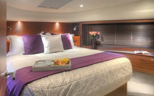 Motor Yacht Samakanda VIP cabin