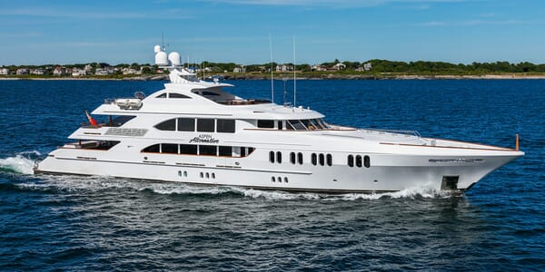 Motor Yacht ASPEN ALTERNATIVE Profile