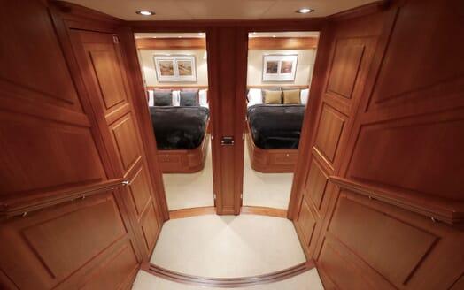 Sailing Yacht Zalmon interior design