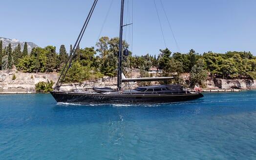 Sailing Yacht Zalmon