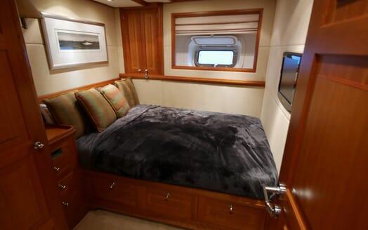 Sailing Yacht Zalmon double cabin
