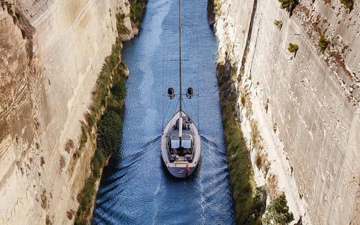 Sailing Yacht Zalmon exterior