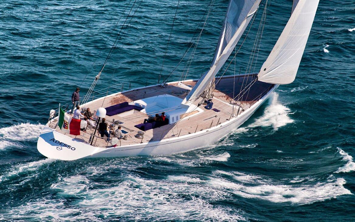 Sailing Yacht Adesso