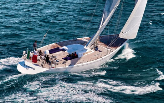 Sailing Yacht Adesso