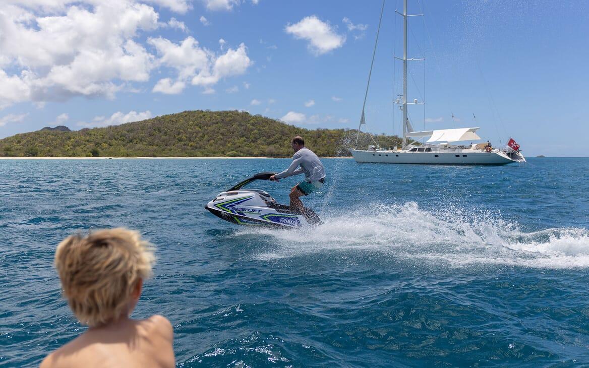Sailing Yacht Cavallo